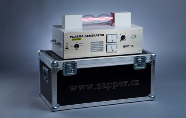 Možnost zapůjčení plazmového generátoru RPZ 14 v BIORETu