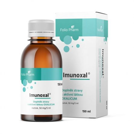 (FolioPharm) – Imunoxal roztok