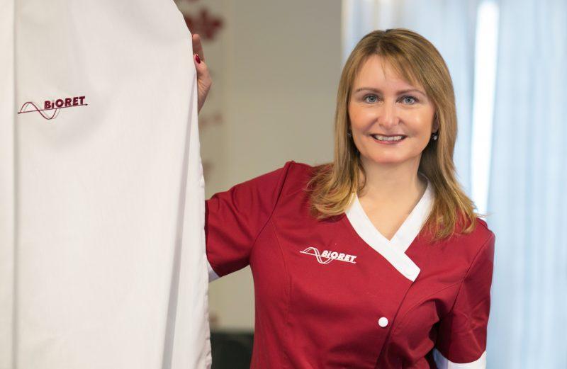 Marcela-Fricova-BIORET-centrum-zdravi-krasy-Praha-Klanovice